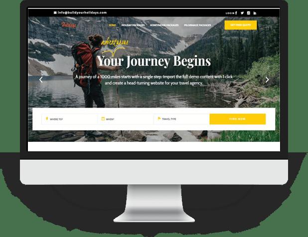 attractive website designing agency