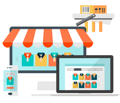 Ecommerce website development company india