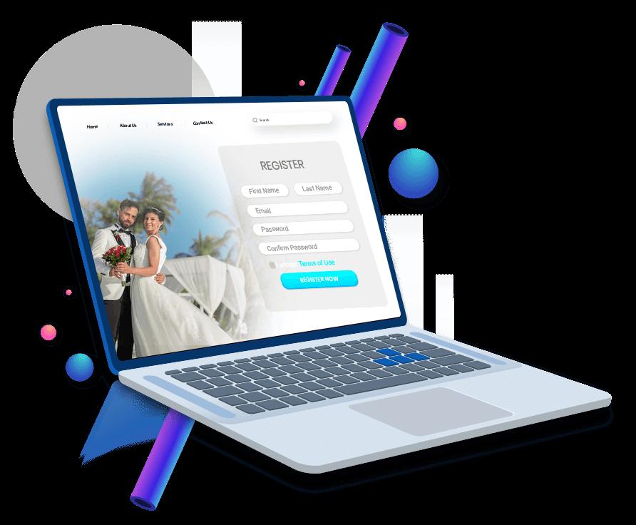 matrimony portal design company